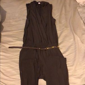 Michael Kors Sleeveless Jumpsuit